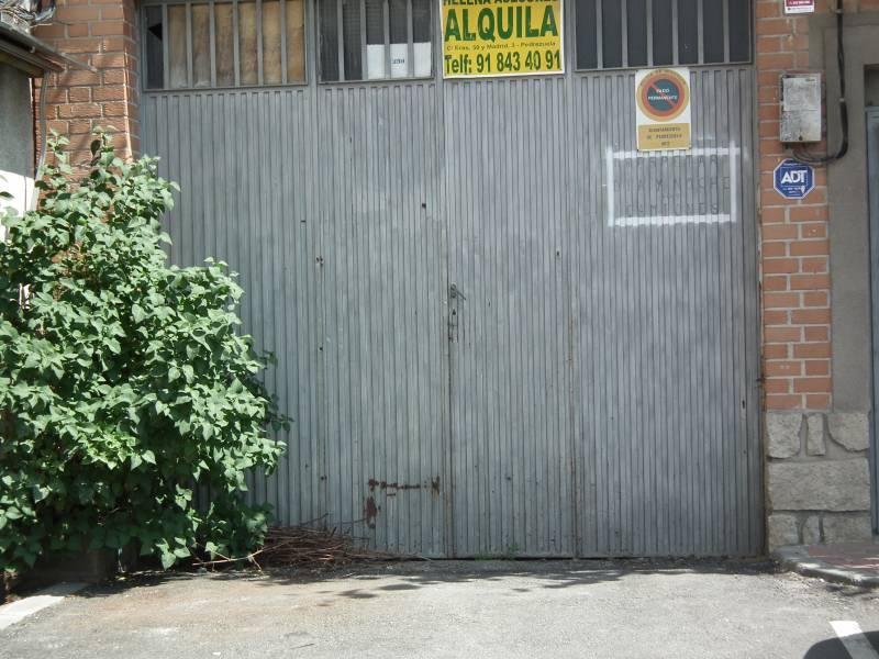 Local Comercial en  Pedrezuela, Madrid Provincia