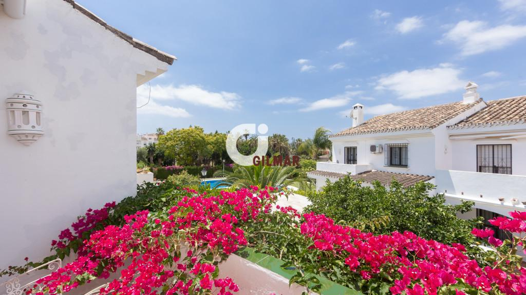 Townhouse with 4 bedrooms in San Pedro Alcántara