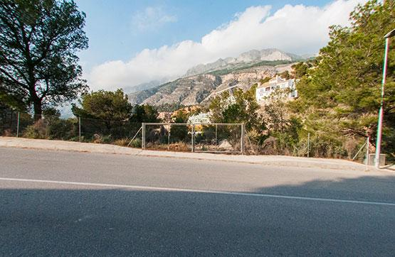 Terreno en  Altea, Alicante Provincia