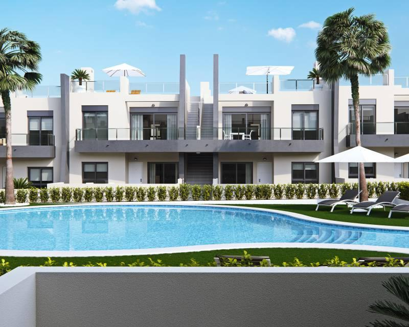 2 bedroom new build modern Bungalows for sale