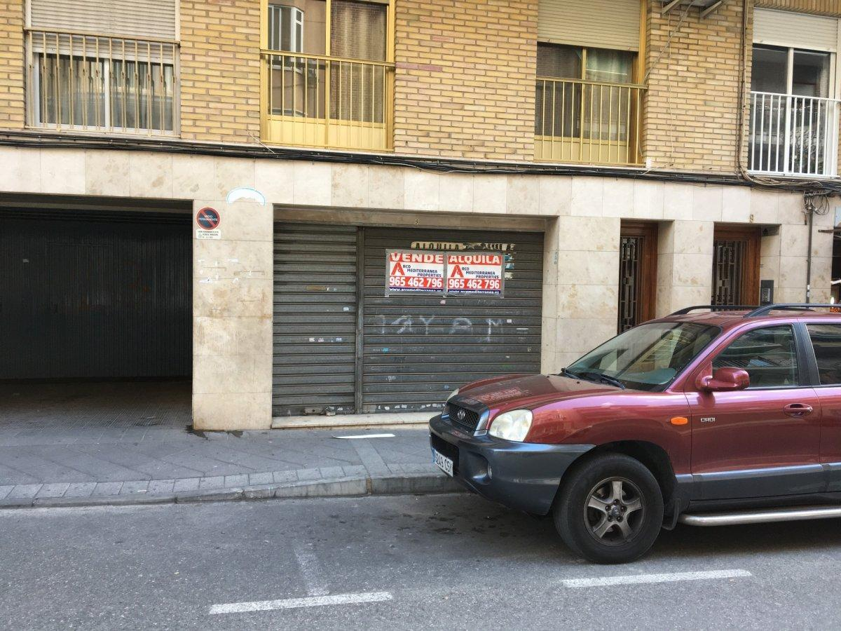 Local Comercial en  Carrus, Alicante Provincia